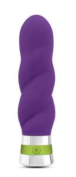Aria Vibrance Plum Purple Vibrator