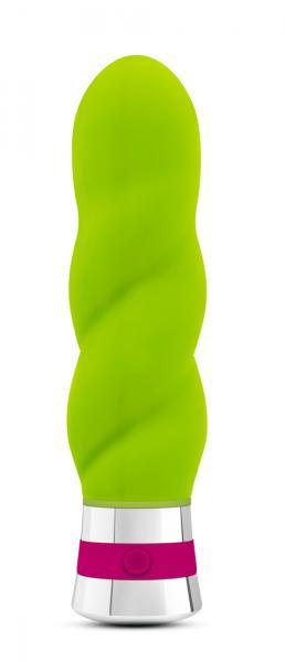 Aria Vibrance Lime Green Vibrator