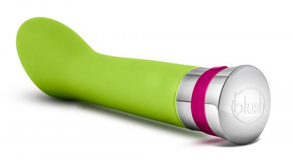 Aria Hue G Lime Green Vibrator