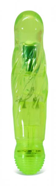 Splash Kiwi Lime Swirl Green Vibrator