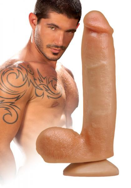 Johnny Hazzard Super Star Dildo