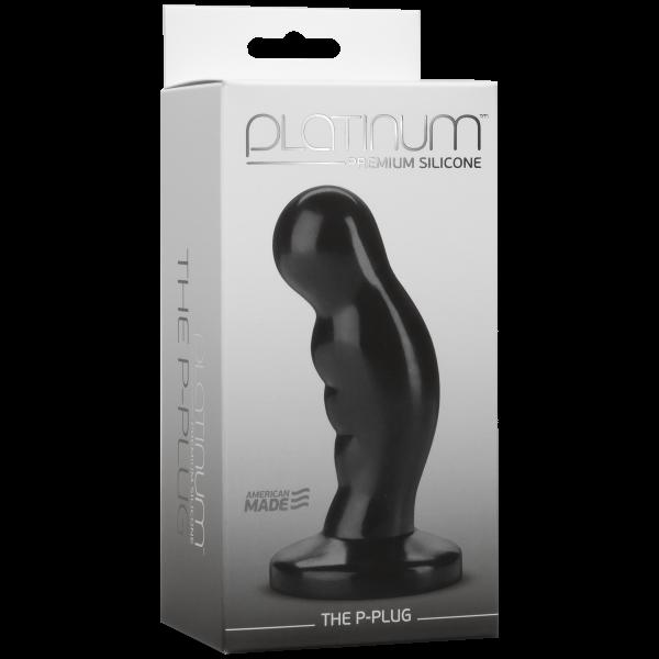 The P Plug Black