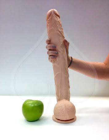 Dick Rambone Huge Dildo - Bulk