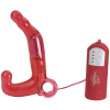 Men's Pleasure Wand Prostate Massager Red