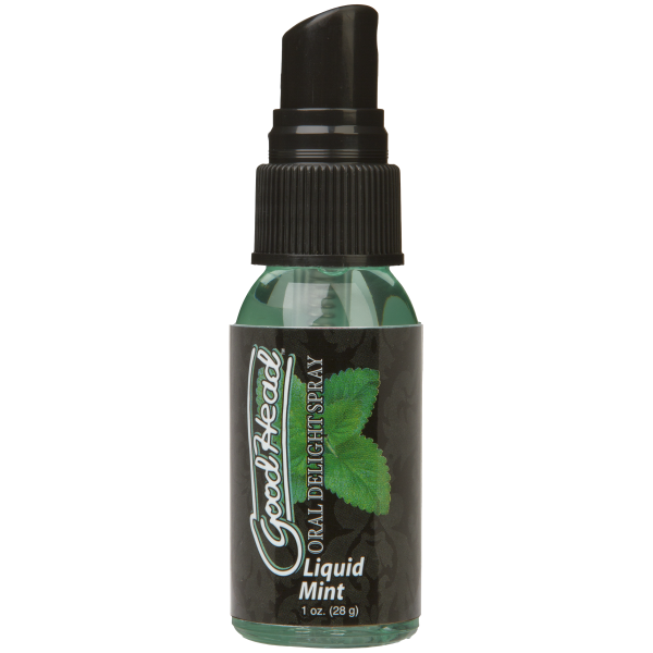 GoodHead Oral Delight Spray Mint 1oz