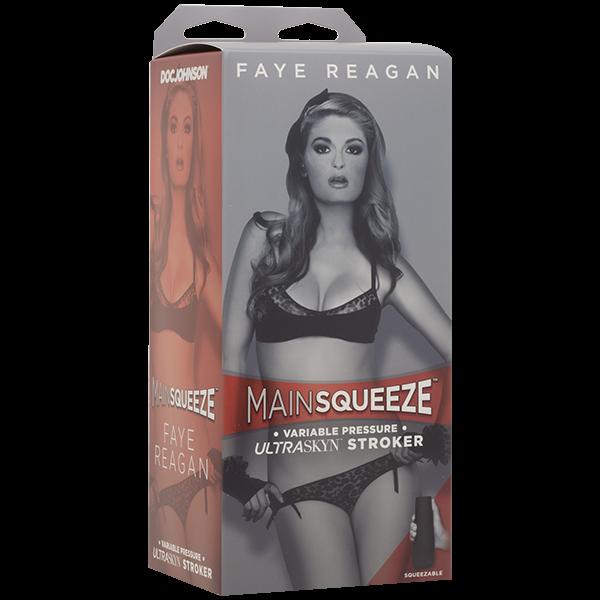 Main Squeeze Pussy Masturbator Faye Reagan Stroker