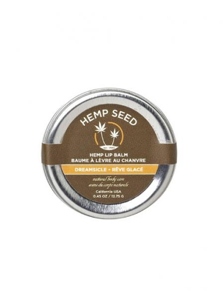 Hemp Lip Balm Tin Dreamsicle .45oz