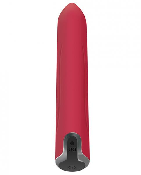 Diablo Rechargeable Bullet Vibrator Red