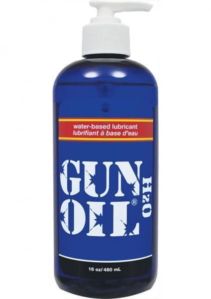 Gun Oil H2O Lubricant 16 oz.
