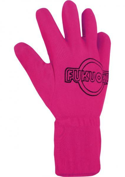 Five Finger Massage Glove - Right Hand - Pink - Small