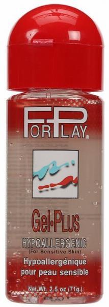 Forplay Gel Plus Lubricant 2.5oz Red Label