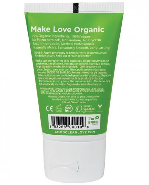 Good Clean Love Almost Naked Personal Lubricant 1.5oz