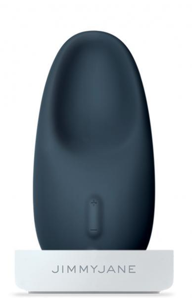 Jimmyjane Form 3 Waterproof Rechargeable Vibrator - Slate