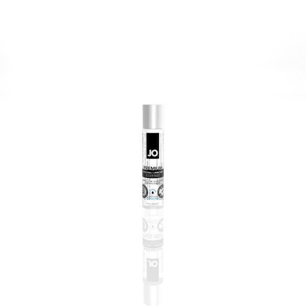 JO Premium Silicone Cooling Lubricant 1oz