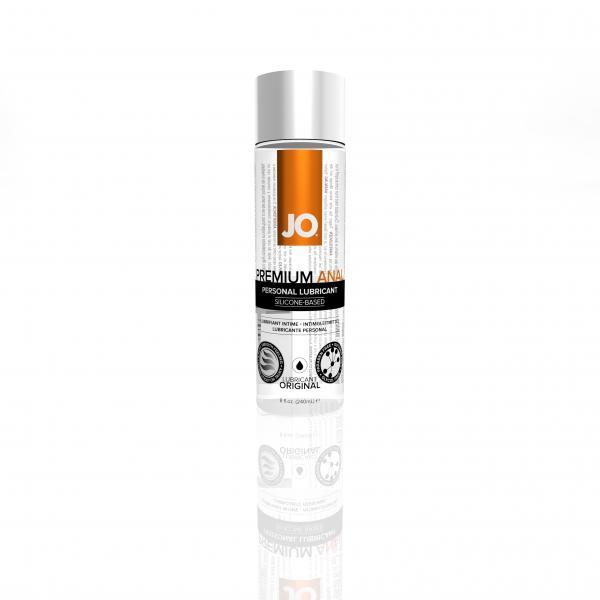 Jo Anal Premium Silicone Lubricant 8 oz