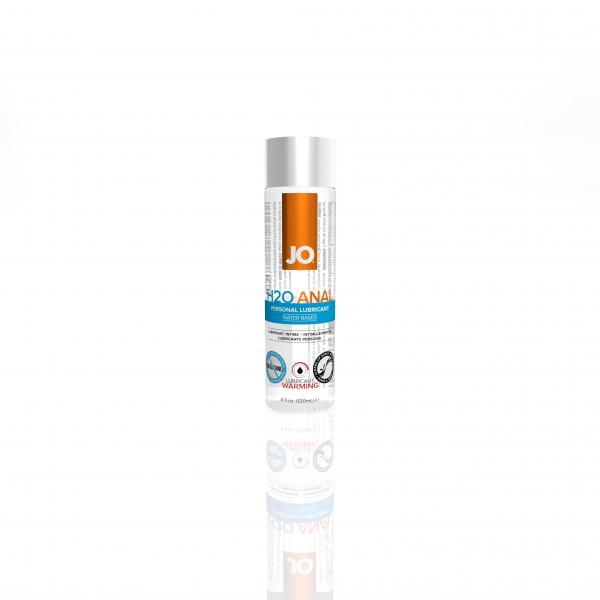 Jo Anal H2o Warming Lubricant 4 oz