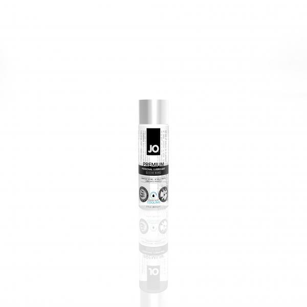Jo Premium Cool Silicone Lubricant Tingling 2 oz