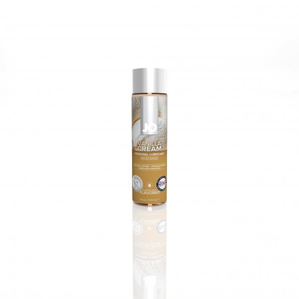 JO H2O Flavored Lubricant - Vanilla Cream
