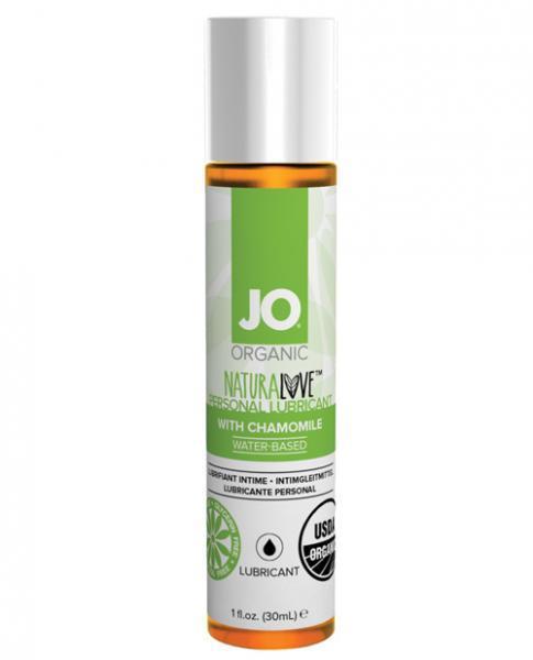 System JO USDA Original Organic Lubricant 1 oz