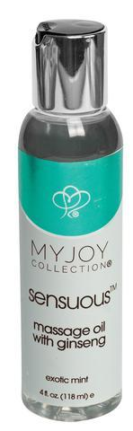 Sensuous Massage Oil Eucalyptus Mint