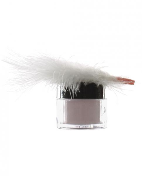 A Touch Of Honey Dust with White Feather .25oz