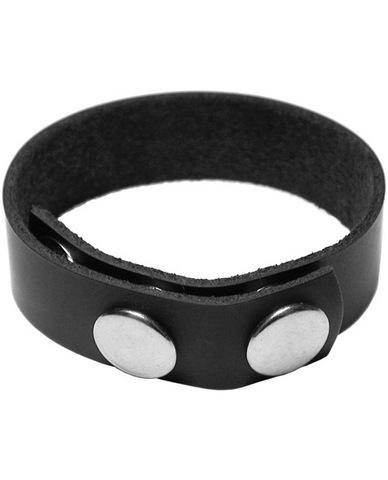 3 Snap Leather C Ring