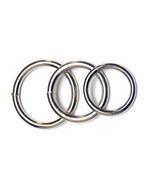 Steel O-Ring 3 Pack