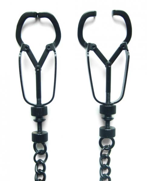 Mandible Body Clamps Black