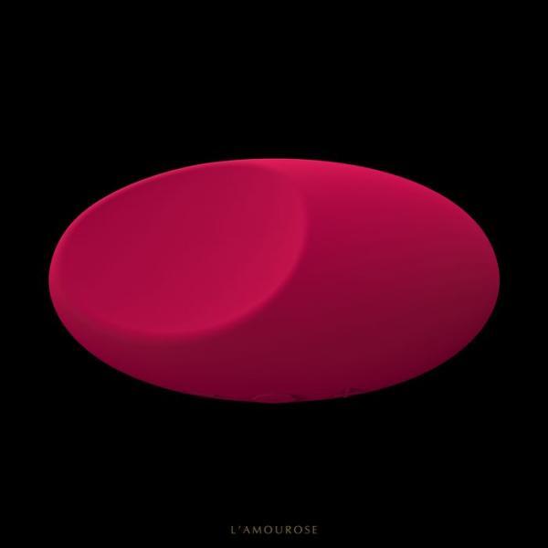 Vera Massager Cerise Dark Pink