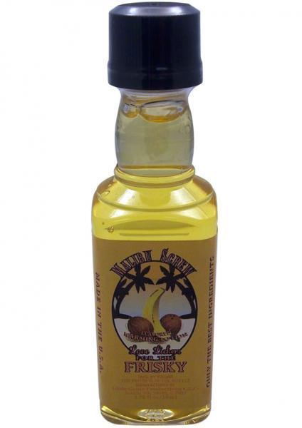 Love Lickers Flavored Warming Oil 1.76 oz - Malibu Screw
