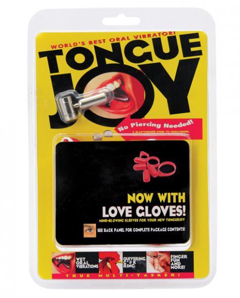 Original Tonguejoy Oral Vibrator