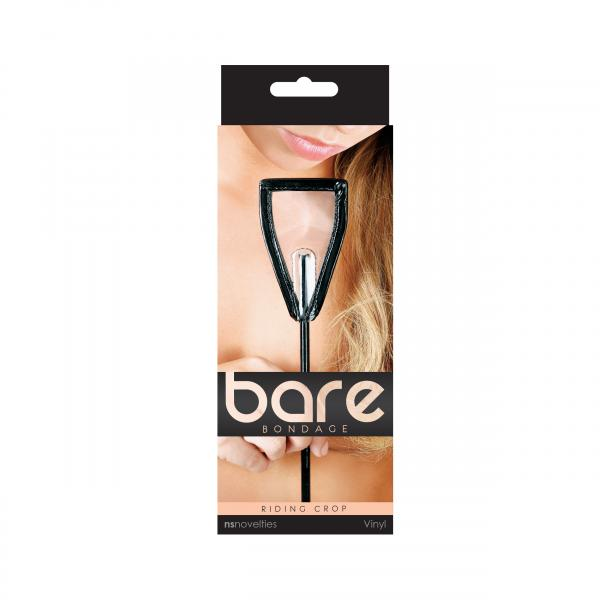 Bare Bondage Riding Crop