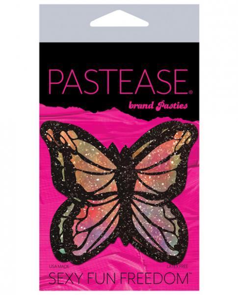 Pastease Monarch Glitter Pastel Rainbow Butterfly