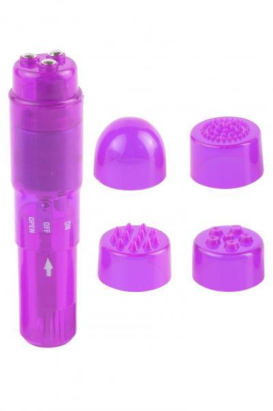 Mini Mit Vibe W/P Purple Bulk