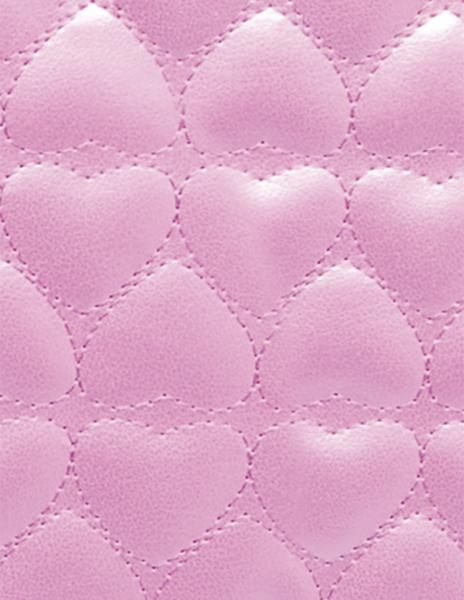 Pink Quilted Heart Paddle