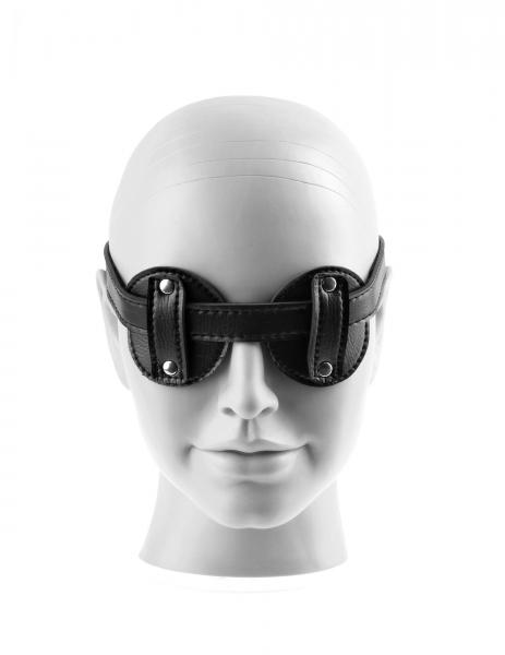 Blinder Mask Black Blindfold