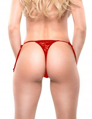 Fetish Fantasy Date Nite Remote Control Panties Red