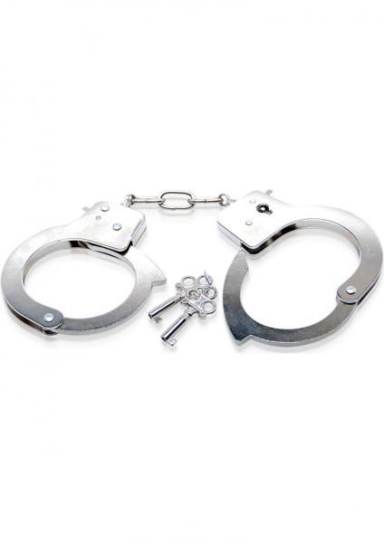 Fetish Fantasy Series Limited Edition Metal Handcuffs