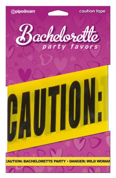 Bachelorette Party Caution Tape