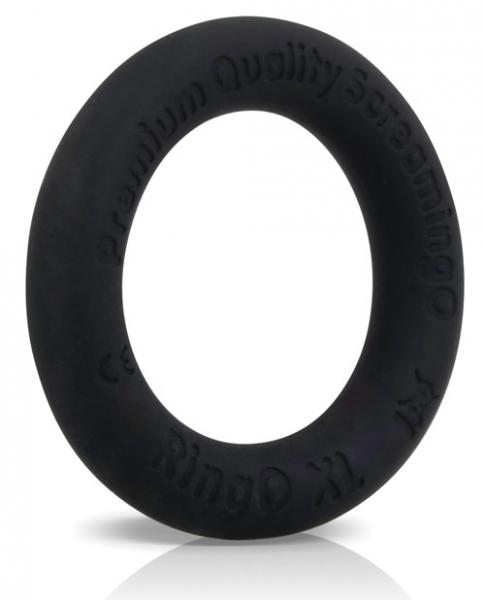 Screaming O Ringo Ritz XL Black Cock Ring