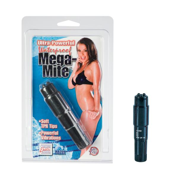 Waterproof Mega-Mites-Black