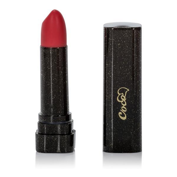 Hide & Play Lipstick Silicone Vibe Black 3.25 Inches