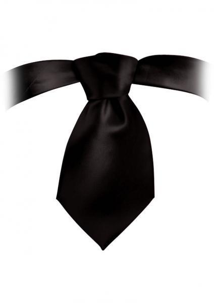 Ouch Tie Me Up Black
