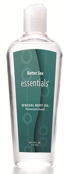 Better Sex Sensual Body Oil 4oz