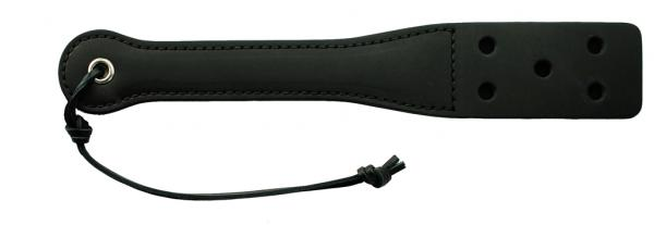 Leather Slapper 12 Inch - Black