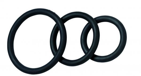 Nitrile C Ring Set - Black