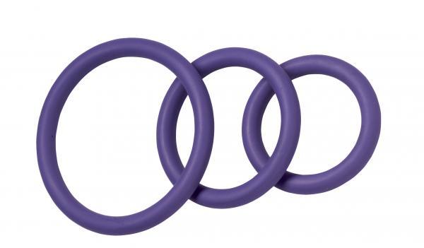 Nitrile C Ring Set - Purple