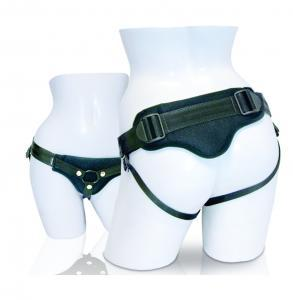 Divine Diva Plus Size Harness - Black