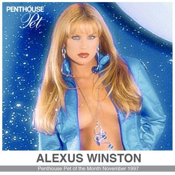 Penthouse Pet Alexus Winston Vibrating Pussy And Ass
