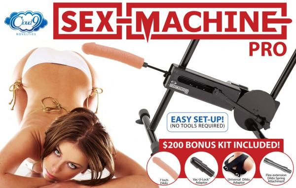 Cloud 9 Pro III Sex Machine GB Version